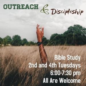 Bible study blurb