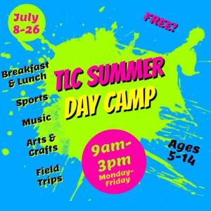 day camp blurb