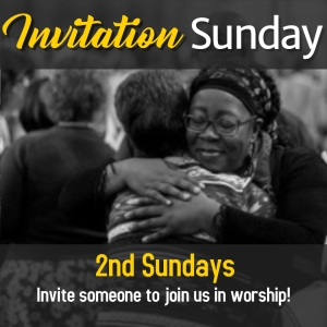 Invitation Sunday