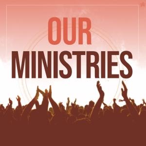 our ministries blurb